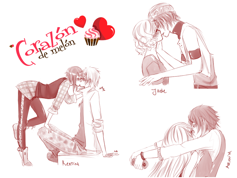 Amour Sucre part 2 by MaRyAoMii