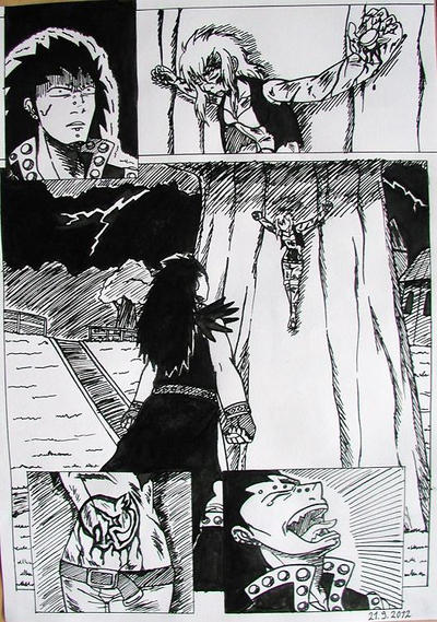 Gajeel and levy doujinshi gajeel s nightmare by