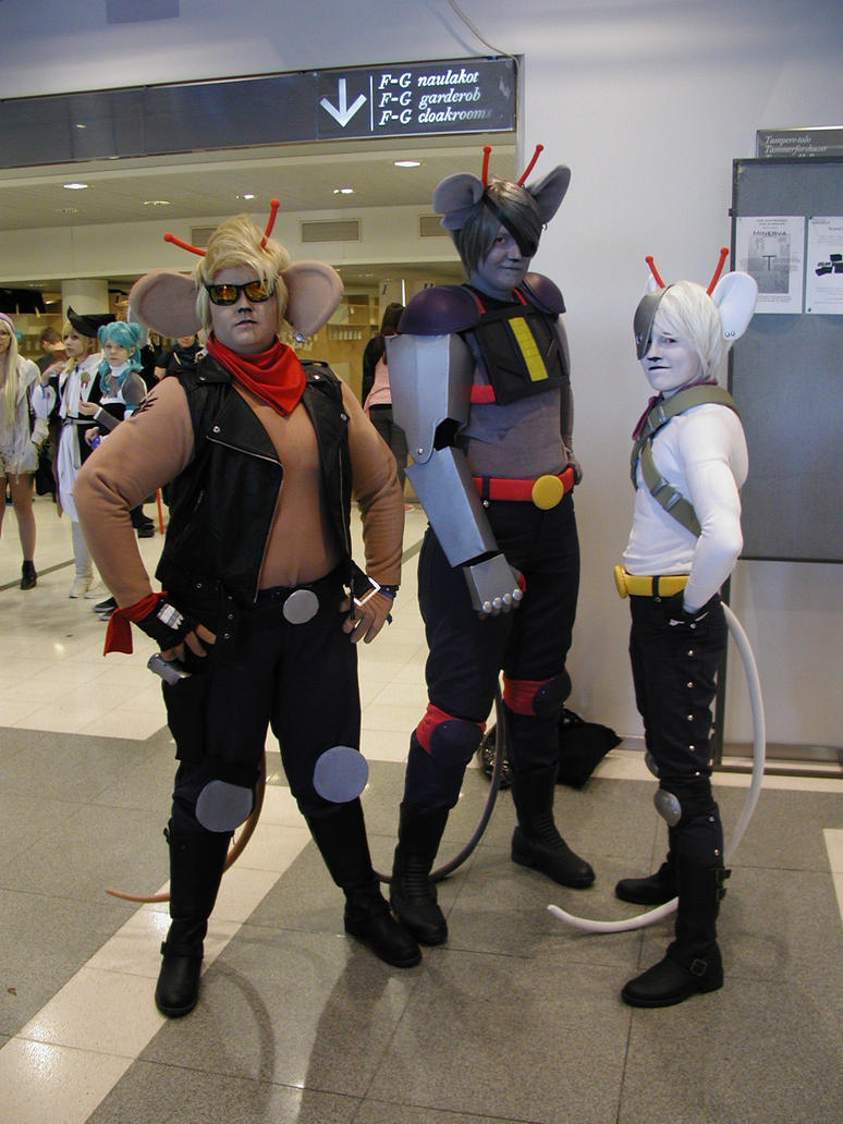 biker mice from mars as female - photo #48