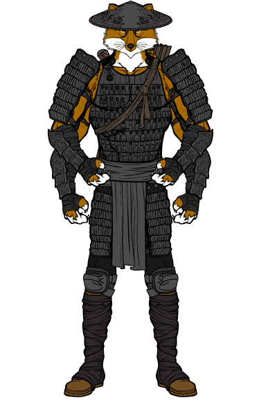 [OC] - Henkei (Flamereaper0001's Main Character)