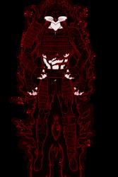[OC] - Takeru: Henkei's Super Form