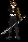 Otora Gitsune by Flamereaper0001