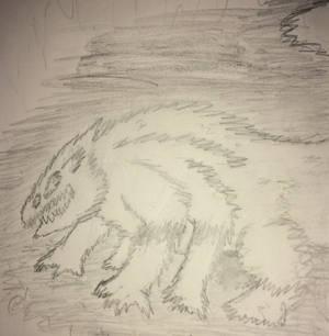 [OC] - The Flaming Demon: Henkei's Final Form