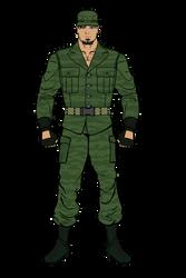 Shuji Sakaguchi None Combat Outfit