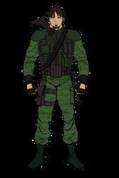 First Lieutenant Shuji Sakaguchi