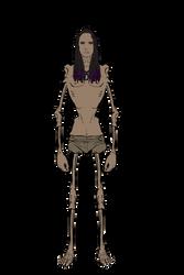 Toshiharu's Body