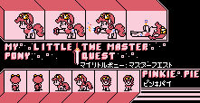 My Little Pony : The Master Quest - Pinkie Pie