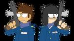 Mattsworld AU - Blue Army
