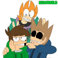 Eddsworld Icon (Redrawn) by Akumarou