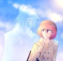 Sachiko and Yun - First Meeting vibes by Akumarou
