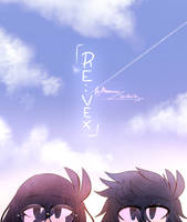 RE:Vex Aku and Yashiro by Akumarou