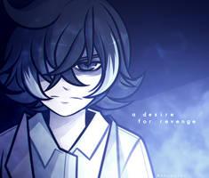 A desire for Revenge - Past!Shinsuke by Akumarou