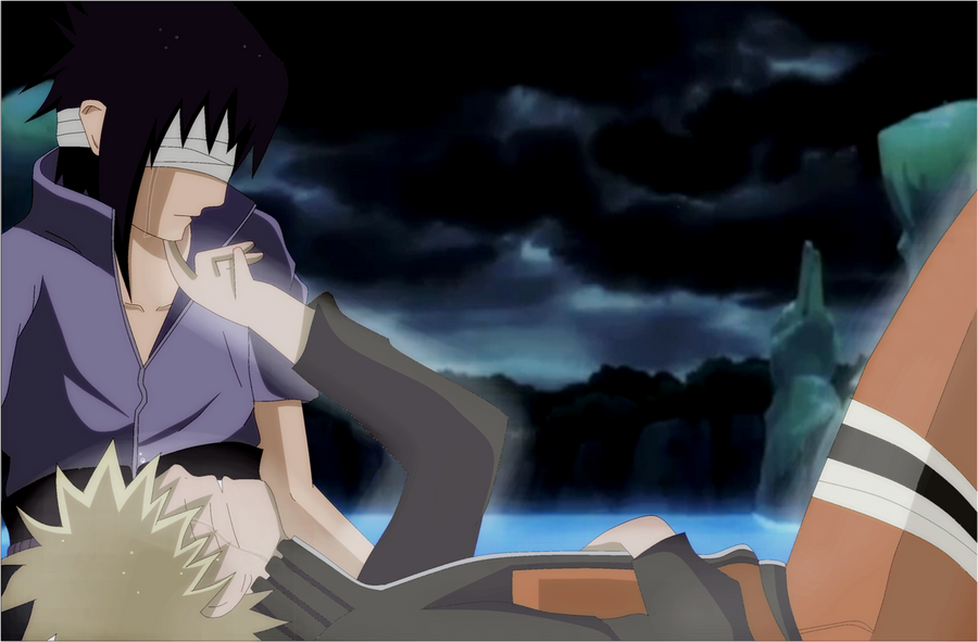 Dont cry sasuke.... by uzumaki00017