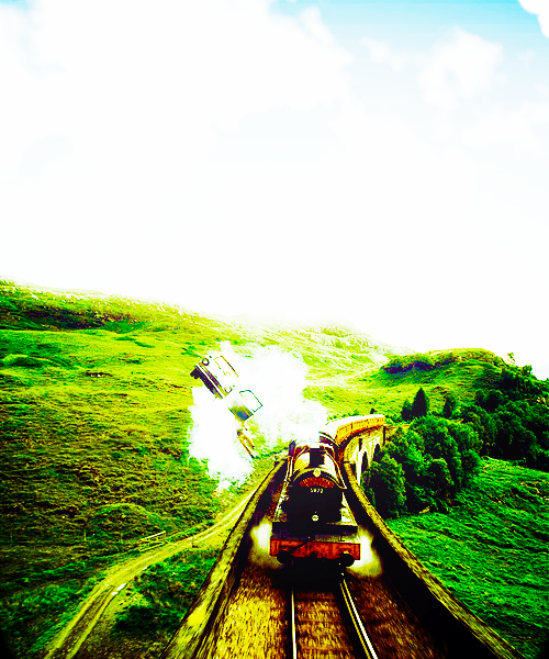 Hogwarts by JaasielVilla
