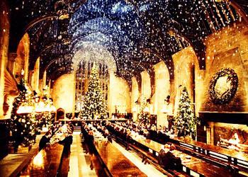 Hogwarts Comedor by JaasielVilla