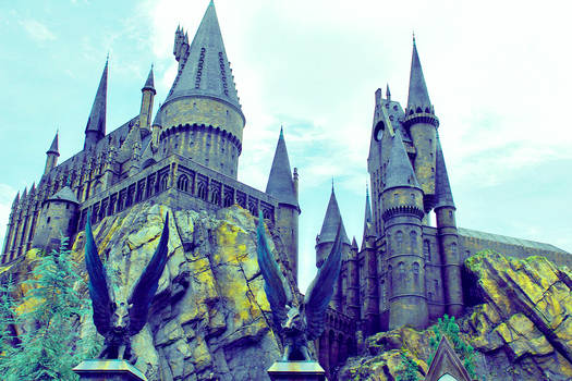 hogwarts Blue