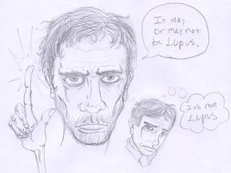 Quick Sketch: House, M.D.
