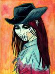 Deathface Ginny by ShibbyOfSpades