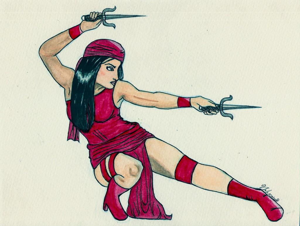Pubg By Sodano On Deviantart: Elektra By ShibbyOfSpades On DeviantART