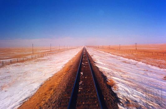 Mongolian Tracks
