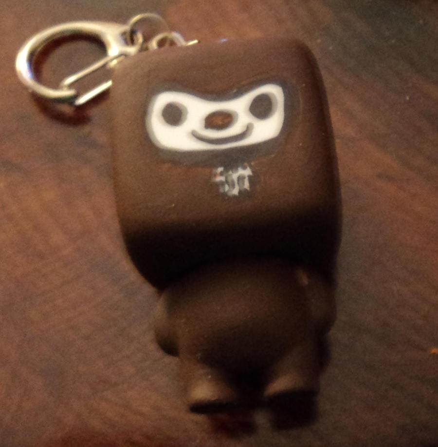 Quatchi custom cube man