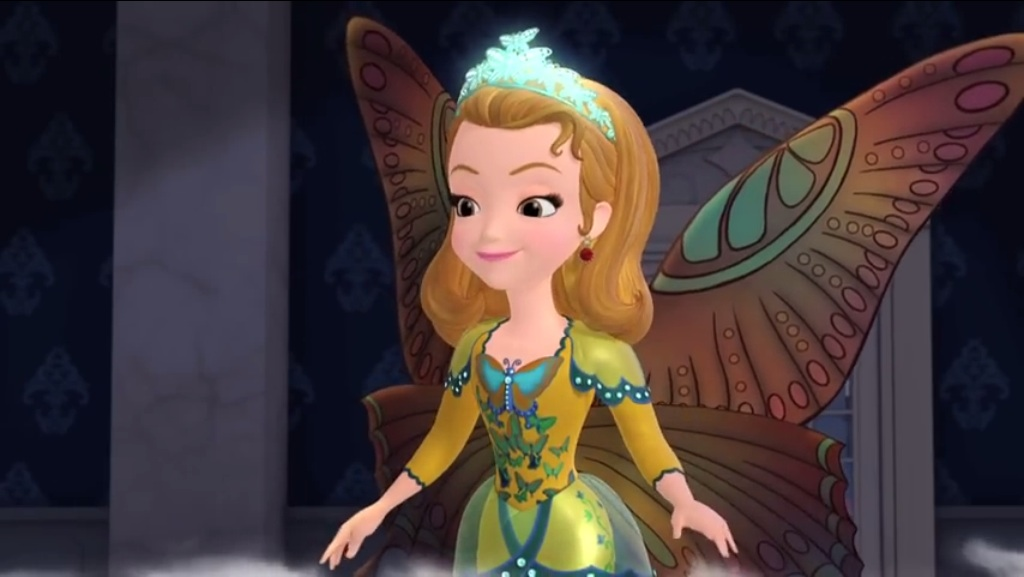 Princess Butterfly (SF 1001 Animations) by SilverEagle91 ...