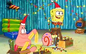 christmas who spongebob 1001 animations by sofiablythe2014 - Spongebob Christmas Who