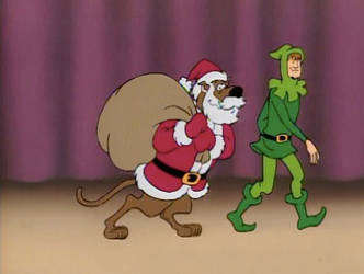The Nutcracker Scoob (Scooby Doo 1001 Animations) by SofiaBlythe2014