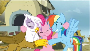 Griffonstone (My Little Pony 1001 Animations) by SilverEagle91