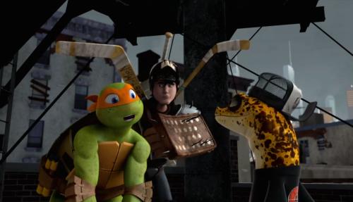 Meet Mondo Gecko (TMNT 2012 1001 Animations) by SofiaBlythe2014