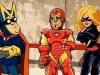 Superhero Pilot (TSHSS 1001 Animations) by SofiaBlythe2014