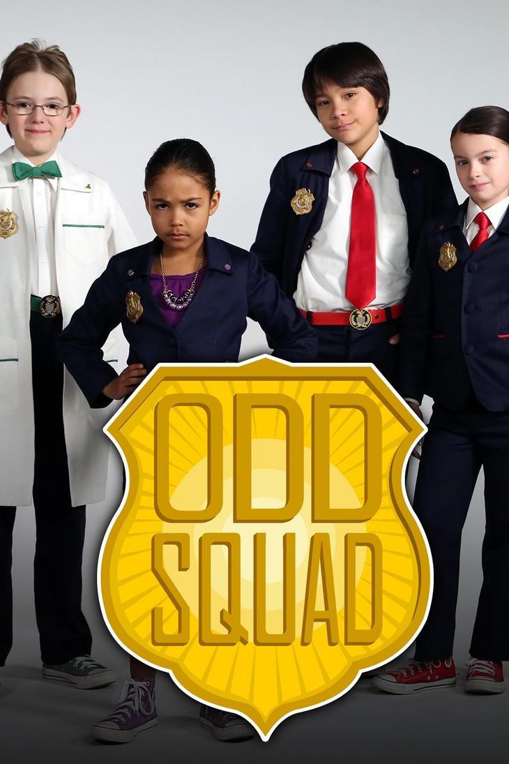 Odd Squad O Is For Opposite Agent Oksana S Kitchen Nightmares