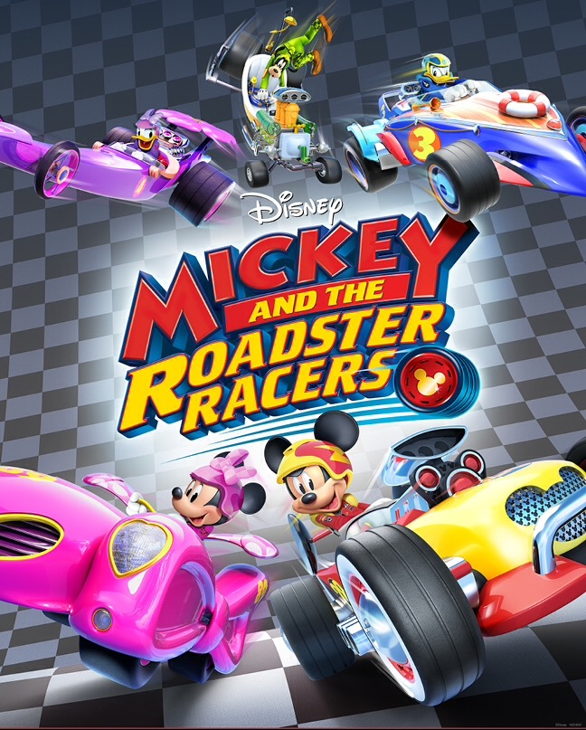 Mickey And The Roadster Racers Report Card By