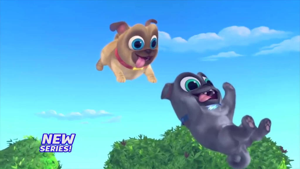 Disney S Puppy Dog Pals Puzzling