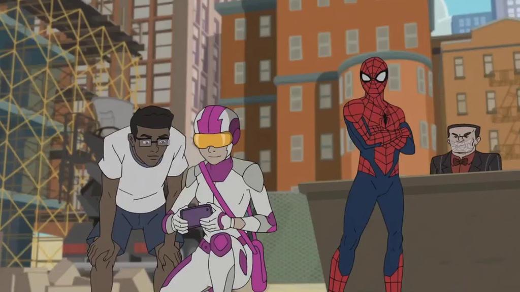 Marvel's Spider Man Bomb (11/25/2017) By SofiaBlythe2014