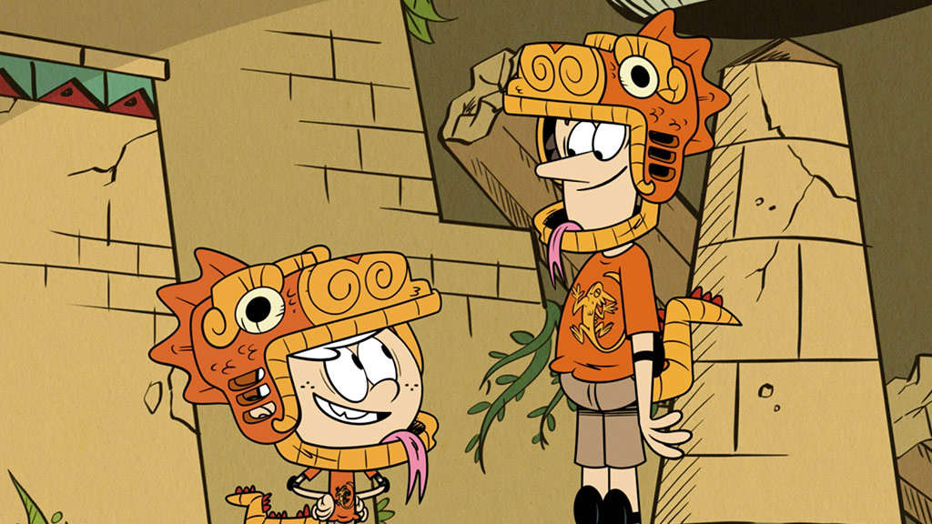 the loud house legends gallery
