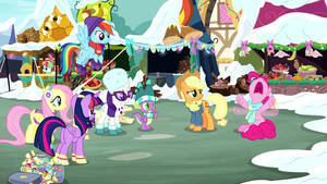 The Best Gift Ever~ MLP 1001 Animations