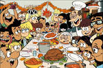 TheLoudestThanksgiving- TLH 1001 Animations