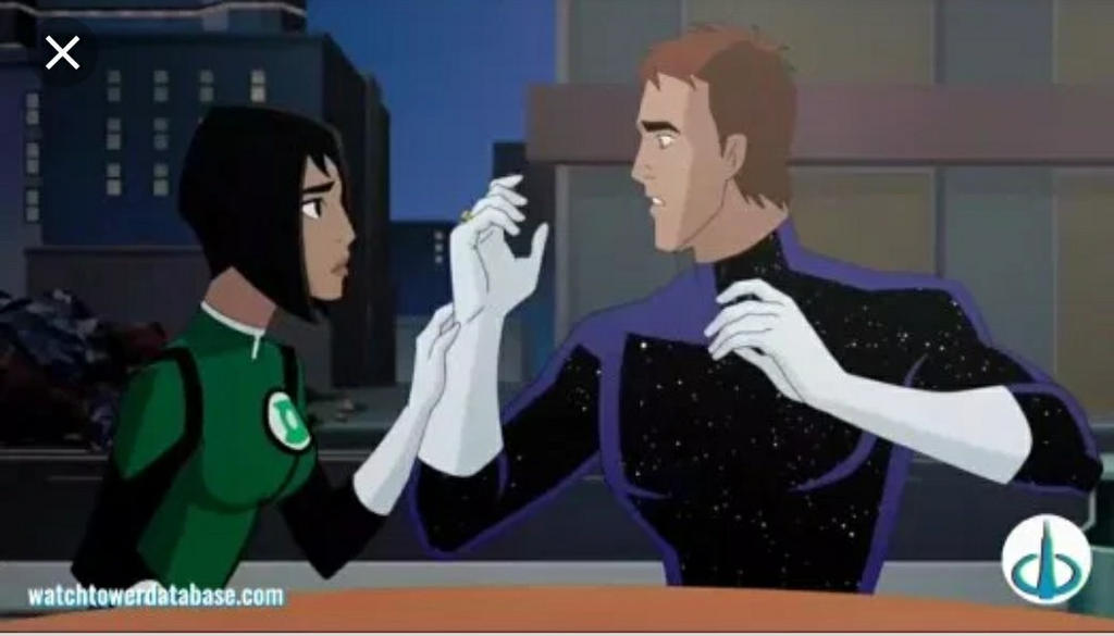 Justice League Vs The Fatal Five 1001 Animations By Sofiablythe2014 On Deviantart