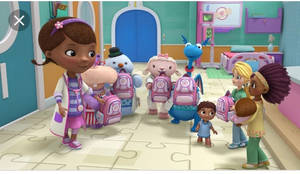 The Emergency Plan- Doc McStuffins 1001 Animations