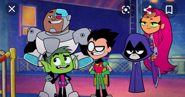 Teen Titans Go! To The Movies! 1001 Animations