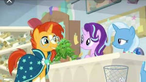 A Horse Shoe In- My Little Pony 1001 Animations