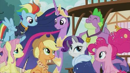 My Little Pony Friendship Is Magic Series Finale