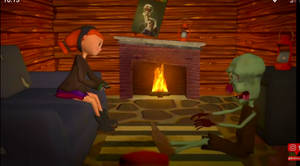 The Story Of Ginger And Snapper 1001 Animations