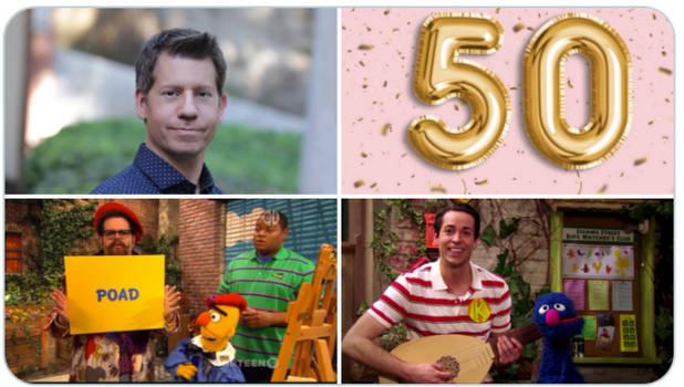 Eric Jacobson 50th Birthday Tribute