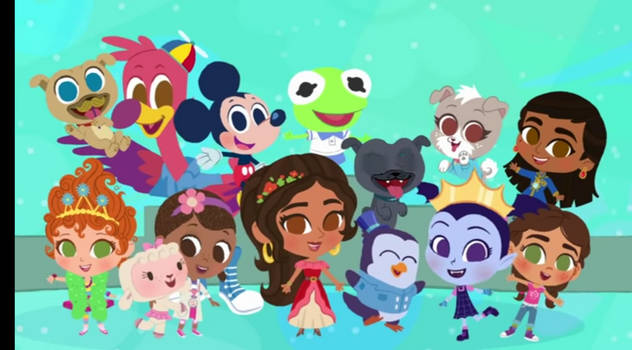Could Disney Junior Survive On Television?