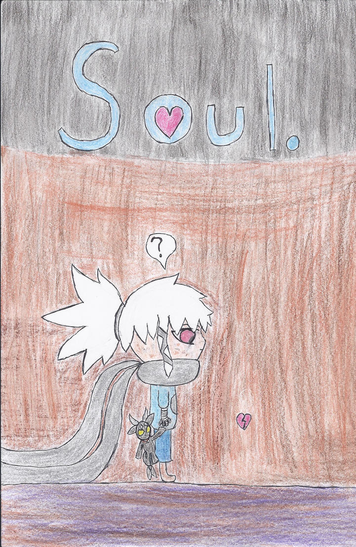 Soul Cover page by Karikitdemon