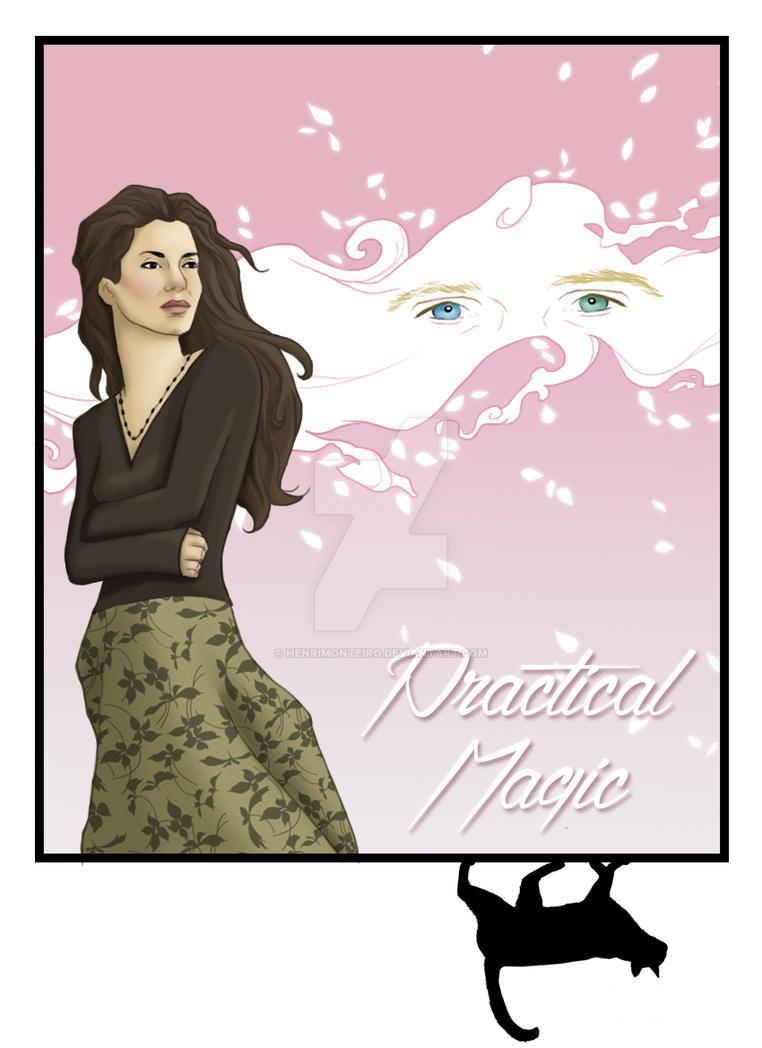 Practical Magic - Sally Owens by henrimonteiro on DeviantArt Sandra Bullock Movies