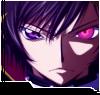 GIMP lelouch avatar by kaki-tori