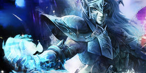 Saint Seiya: Touch of Ice sig by kaki-tori